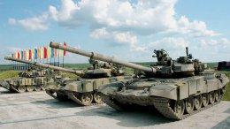 Путину показали новый российский танк