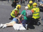 Практически 80 человек получили ранения во время потасовок в Мадриде