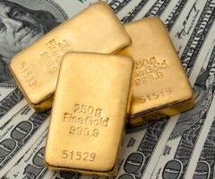 Драгоценные металлы падают в цене