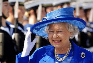 Человек года: Елизавета II