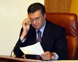 В.Янукович подписал закон об увеличении взноса Украины в Чернобыльский фонд