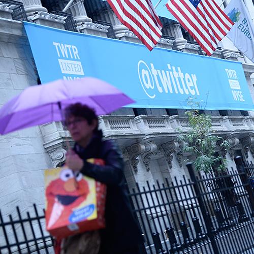 Инвесторы разочаровались в Twitter