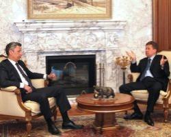 Следующий раунд газовых переговоров между Украиной и Россией состоится 15 января