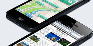 Apple показала iPhone 5