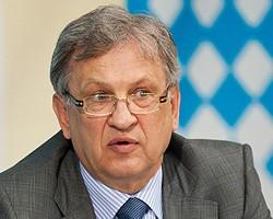 Ф.Ярошенко: В Украине за 9 мес. 2010 г. рост ВВП составил 4,8%