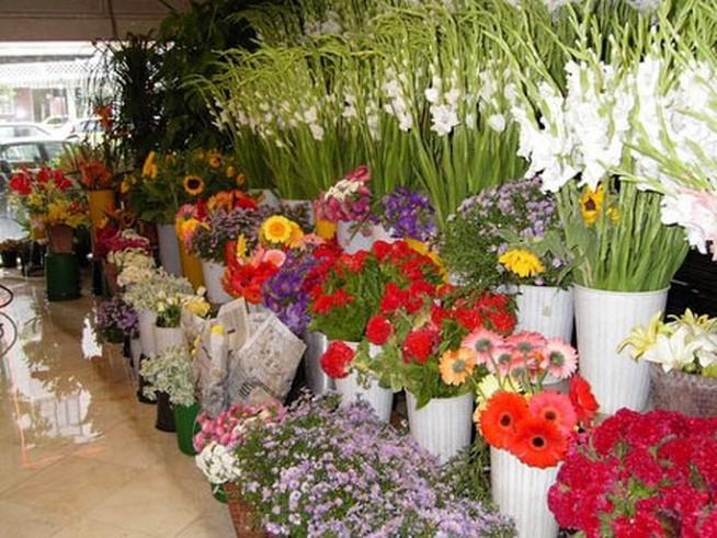 Цветочный бизнес имеет сезоны
