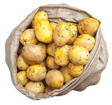 Украинская картошка падает в цене