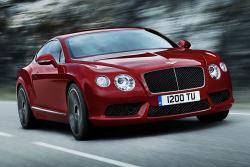 Bentley Continental GT V8: двудверные бюджетные версии