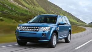 Британцы ещё раз осовременили Land Rover Freelander 2
