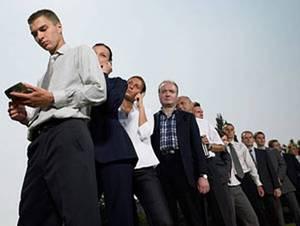 Украину мучит безработица