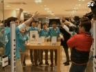 Samsung обвиняет Apple в нарушении патентов