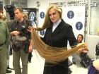 Самые длинные волосы в Украине - у жительницы Черкасс