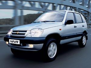 Chevrolet Niva не въезжает в украинский рынок