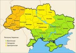 Донецкую и Днепропетровскую области хотят объединить