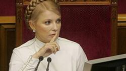 Тимошенко транслирует в Twitter свой допрос в ГПУ (даем адрес блога)