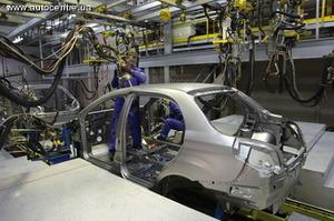 Украина стала производить меньше автомобилей