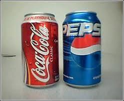 """Напитки """"Кока-кола"""" и """"Пепси"""" хотят запретить"""
