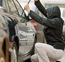 Рейтинг самых угоняемых автомобилей в столице