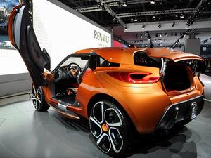 Renault встретит весну с новым кроссовером