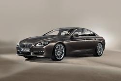 BMW 6 Series Gran Coupe: первое в истории марки «четырехдверное купе» (ФОТО)