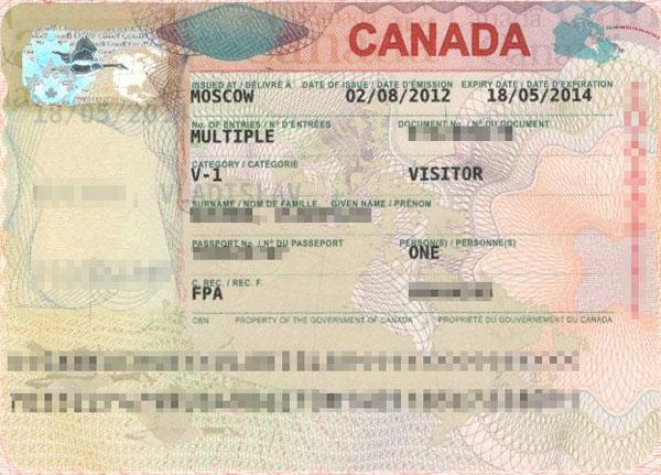 Особенности оформления документов на визу