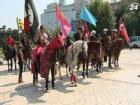 Третий рыцарский фестиваль в Киеве