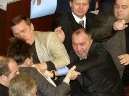 Бондаренко: БЮТовцев бил сын Генпрокурора