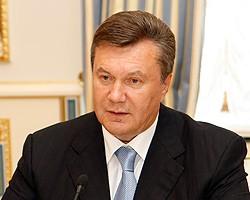 В.Янукович призвал РФ и ЕС отказаться от проекта