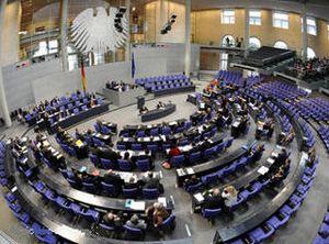 Бундестаг одобрил выделение помощи Испании