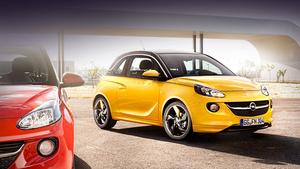 Малютка Opel Adam оказалась хороша и снаружи, и внутри