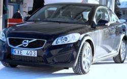 Шпионское ФОТО новой Volvo