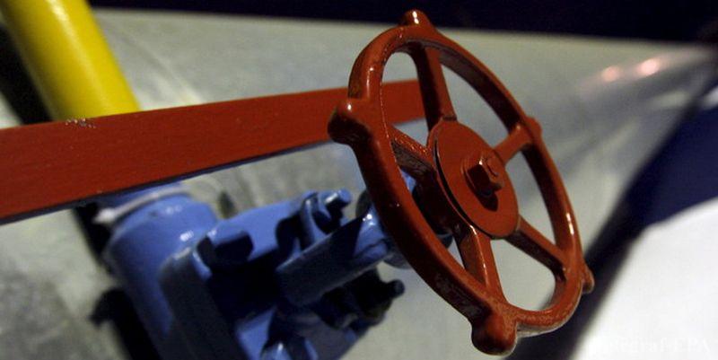 В Сумской области природный газ сдает свои позиции