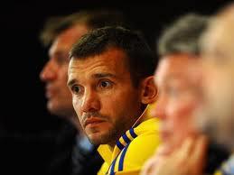 Шевченко предложили возглавить сборную Украины