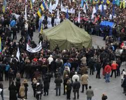 Протестующие предприниматели намерены 29.11.2010 в 12.00 начать пикетирование здания Верховной Рады