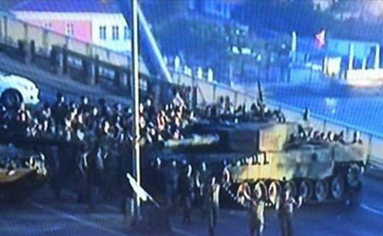 Сегодня, в ночь на 16 июля, в Турции произошла попытка государственного военного переворота.