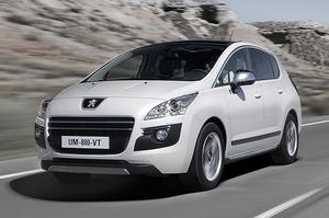 Французская дуэль: дизель и гибрид Peugeot 3008