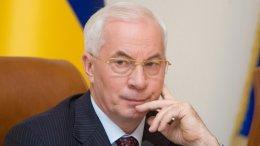 Азаров: Российский газ для Украины должен стоить примерно 200 долларов за тысячу кубометров