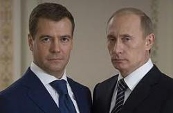Путин и Медведев поссорились из-за Ливии