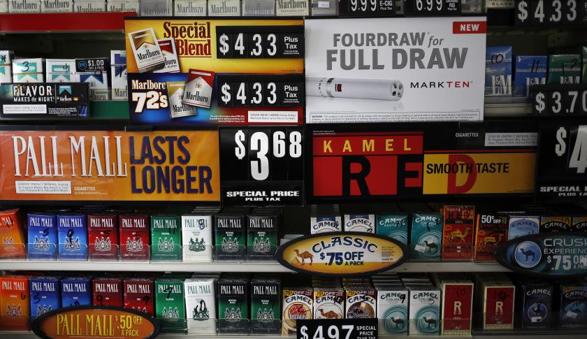 Reynolds American отказалась от слияния с British American Tobacco