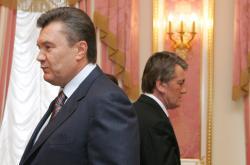 Конфуз: Януковича представили Виктором Ющенко (ВИДЕО)