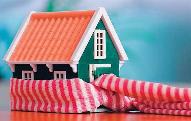 Тепло в доме сохранит обогреватель