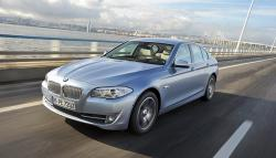 BMW Active Hybrid 5: респектабельный эксцентрик