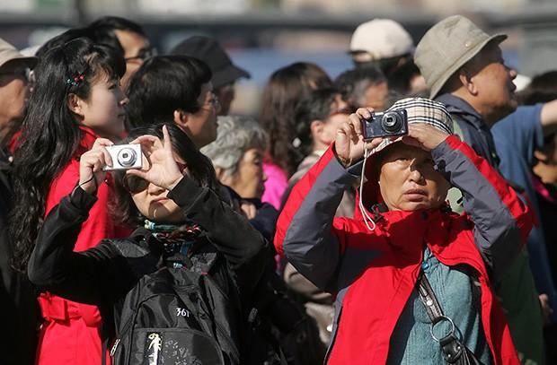 Туризм в Украине будет развиваться за счёт китайцев