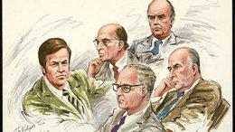 Засекрtченные показания Никсона с Уотергейтского дела будут опубликованы