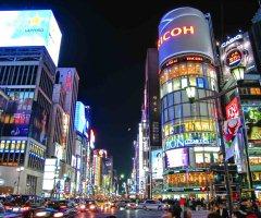Япония фиксирует прибыль от туризма