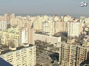 В прошлом году в Киеве в аренду сдали почти 14 тысяч квартир
