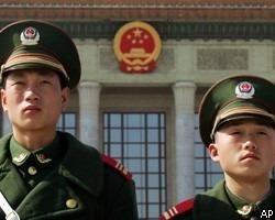 КНР увеличит военный бюджет в 2011 г. до 91,5 млрд долл
