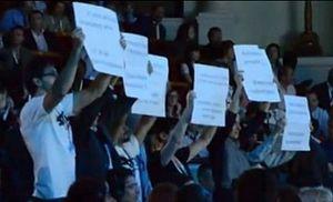 Киев показал всему миру цензуру