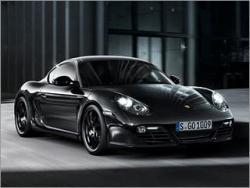 Porsche выводит на рынок спецверсию Cayman S