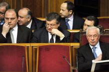 Топ-10 скандалов правительства Азарова